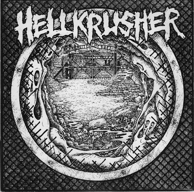 hellkrusher-disclose split EP